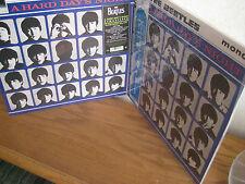 BEATLES Hard Day's Night RARE JAPAN MONO & 180 GRAM STEREO COMPARISON 2 LP SET