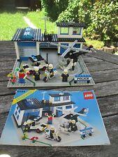 LEGO City 6384 Polizeistation - LEGOLAND 1983 - 100% komplett + Bauanleitung