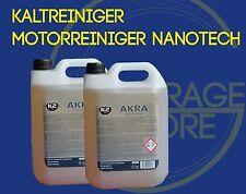 10 Liter AKRA Kaltreiniger Werkstatt Teilereiniger Motorreiniger Nanotech