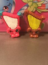 Shopkins Season 5 Lot Of 2 Hillary Harp