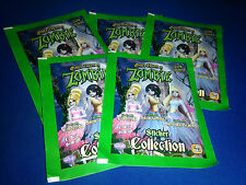 5 Packs Of Once Upon A Zombie Giro Max Stickers