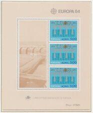 Europa 25 jaar CEPT 1984 Azoren Blok 5 - Postfris MNH