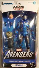 Marvel Legends Avengers IRON MAN Gamerverse Action Figure Joe Fixit BAF NIB!