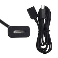 1M Micro USB2.0 Type B Male To Female Extension Charging Data Cable Charger Lead