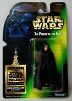 Star Wars LUKE SKYWALKER JEDI KNIGHT Special Theater Edition POTF Action Figure