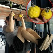 Pull Up Climbing Power Ball Grips Hold Rock Training Strength Durable Trainer