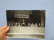 Ancienne photo en noir et blanc  24/ 18cm