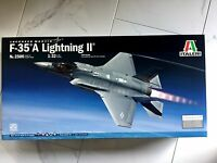 ITALERI 1/32 LOCKHEED MARTIN F-135 A LIGHTNING II W/ 6 SETS OF MARKINGS 2506 F/S