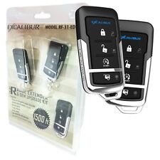 Plug & Play Remote Start Keyless Entry w/ T Harness Scion IA - Toyota Yaris 2016