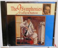 The 9 Symphonies of Ludwig van Beethoven + CD + Münchner Symphoniker / Chor +