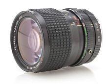 Tokina AT-X 28-85mm 28-85 mm 1:3.5-4.5 3.5-4.5 -- Pentax PK