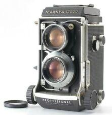 【Exc+5】Mamiya C220 Pro TLR Camera w/ Sekor 105mm F/3.5 Lens From JAPAN #109