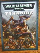 GW Warhammer 40K Regelbücher Tyraniden