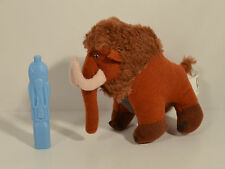 "RARE 2003 Wooly Mammoth 4"" McDonald's Europe Plush Action Figure Brother Bear"