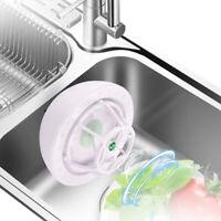 Mini USB Ultrasonic Dishwasher Water Sprayer Dish High Pressure Washing Machine