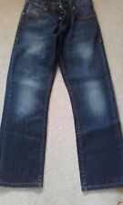 Firetrap Blackseal Jeans 30 x 30