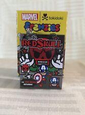 Marvel Tokidoki Frenzies Mini Book Red Skull (Sec 2)