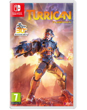 Turrican Flashback Switch Neuf sous blister