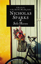 Safe Haven, Sparks, Nicholas, Very Good Book