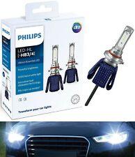 Philips Ultinon LED Kit 6000K White 9005 HB3 Two Bulbs Head Light H/L Replace OE