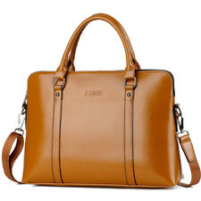 Retro Men Women Laptop Messenger Bag Notebook Shoulder Case Handbag Briefcase