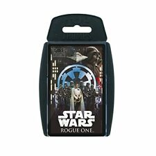 Winning Moves Top Trumps - Gioco di carte Star Wars Rogue One