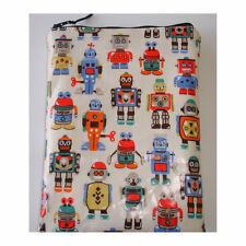 "Kindle Fire 7"" HD Google Nexus Funda cubierta de tabla hecho a mano Cath Kidston robots PVC"