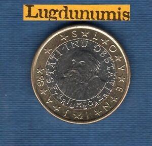 Slovénie 2007 1 Euro SUP SPL provenant d'un rouleau - Slovenia