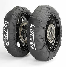 Standard Superbike Race-Tech Tyre Warmers British Manufacturer