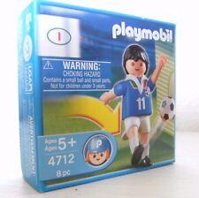 Playmobil Fussballspieler Italien 4712 Neu & OVP Fußball Spieler
