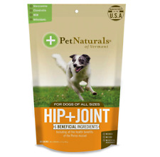 Pet Naturals of Vermont Hip + Joint Dog Chews, For Dogs of All Sizes - 60 Count