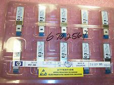 QTY (10) HFCT5903 HP 1300nm CLASS 1 SINGLE MODE LASER TRANSCEIVER MT-RJ DUPLEX