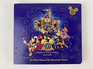 The Official Album of the Disneyland Resort (2 CD Digipak, 2005, Walt Disney)