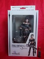 """JUNK"" PAINE FINAL FANTASY X-2 PLAY ARTS ACTION FIGURE HEIGHT 7.5"" 19cm UK DSP"