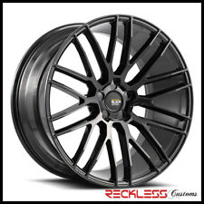 Savini 19 Bm13 Gloss Black Concave Wheels Rims Fits Toyota Camry