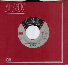 DR. JOHN  Right Place Wrong Time / Such A Night 45