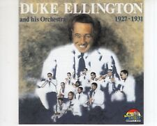 CD DUKE ELLINGTON	1927 - 1931	EX+ (A2222)