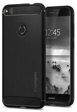 Cover Huawei P8 Lite 2017 Spigen Rugged Armor Impressionante Black Design me