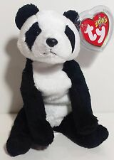 "TY Beanie Babies ""CHINA"" the PANDA Bear - MWMTs! RETIRED! GREAT GIFT! MUST HAVE!"