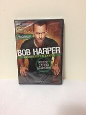 Bob Harper Inside Out Method Body Rev Cardio Conditioning DVD - Brand New