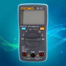 ZT98 Universal Electric LCD Digital Display Multimeter AC DC Measurement TX