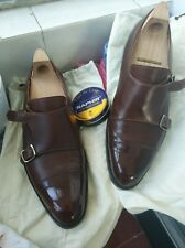 Roberto Ugolini bespoke double monks in size US 6 UK 5-5.5, Excellent condition