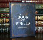 New Magick of Witchcraft Book of Spells Healing Desires Hardcover Gift