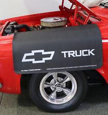 Chevrolet Trucks Bowtie Fender Gripper Black Protective Fender Cover Fg2021