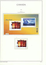 CANADA 2007 LIGHTHOUSE page 2007.4 - MARY PRATT (Artist) - MNH