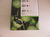 E5Y87EE Original Tintenpatronen HP301  1x farbe und 2x schwarz for Deskjet 3050