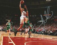 Joakim Noah Autographed Signed 8x10 Photo ( Bulls ) REPRINT