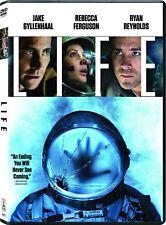 New Life Dvd Sci Fi Movie 2017 Jake Gyllenhaal, Rebecca Ferguson, Ryan Reynolds