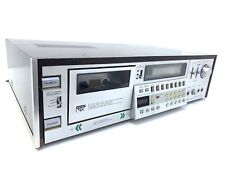 AKAI  GX-F66RC Tape Deck Vintage 1982 Auto Reverse 3 Head Refurbished Good Look