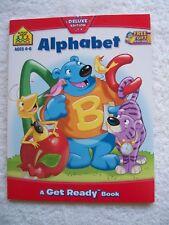 BN School Zone Alphabet Activity Book Ages 4-6